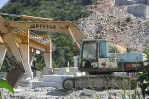 Bình Định: Dùng vật liệu nổ khai thác đá núi Chùa, khiến dân bức xúc