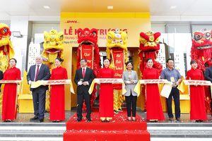 Khai trương Trung tâm khai thác DHL Express lớn nhất tại Hà Nội