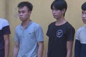 Đắk Lắk: Bắt giữ nhóm đối tượng chuyên dùng hung khí cướp tài sản của phụ nữ