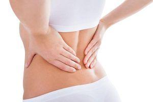Nguyên nhân khiến bà bầu bị đau lưng ê ẩm trong suốt quá trình mang thai