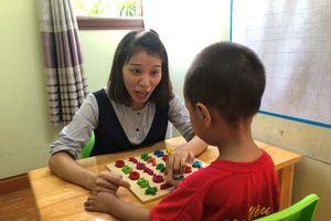 Ngôi nhà chung cho trẻ tự kỷ ở Thái Bình