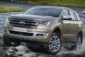Doanh số xe bán của Ford Việt Nam có trật tự gì mới?