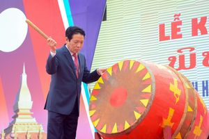Ngày hội 'Thắm tình hữu nghị đặc biệt Việt Nam - Lào'