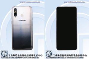 Samsung Galaxy A8s sẽ có máy quét vân tay hình bầu dục kỳ thú