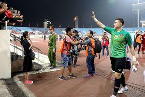 ĐT Việt Nam vào chung kết nhưng Đặng Văn Lâm vẫn rất buồn
