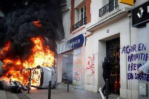 Paris (Pháp) nín thở chờ đón đợt biểu tình thứ 4 của phe Áo vàng