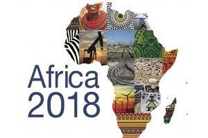 Khai mạc Diễn đàn kinh doanh Châu Phi 2018