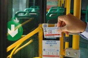 Hà Nội sẽ áp dụng thẻ vé điện tử liên thông trong giao thông công cộng