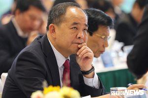 VFF họp kín bầu Chủ tịch mới