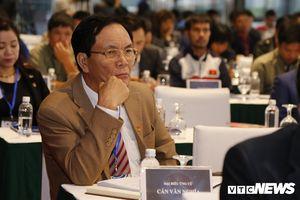 Nghẹt thở cuộc đua Phó Chủ tịch VFF khóa VIII