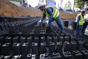 Sự kiện 24/7: Gần 500 tỷ đồng xây 7 hồ điều tiết tại TP.HCM