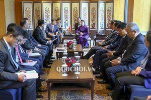 Quan hệ Việt Nam - Hàn Quốc phát triển vượt bậc trên mọi lĩnh vực
