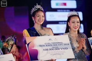 Khát vọng 'Doanh nhân' của Hoa khôi Đại học FPT