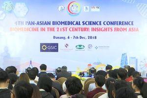 Việt Nam đăng cai Hội nghị Y sinh học châu Á lần thứ IV