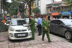 CAQ Long Biên (Hà Nội): Kiên trì giữ sạch, thoáng từng tuyến đường phố