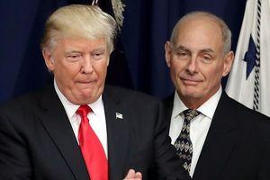 Tổng thống Trump thay Chánh văn phòng Nhà Trắng