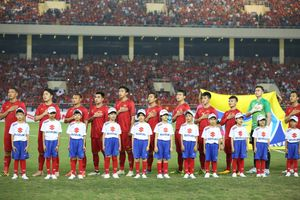 Tuyển Việt Nam sang Malaysia đá trận chung kết lượt đi AFF Cup 2018: Cúp vô địch vẫy gọi