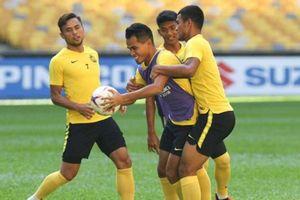 Hậu vệ Malaysia tự tin thay thế đồng đội ở trận gặp Việt Nam