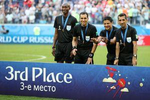 Tổ trọng tài World Cup điều khiển trận chung kết lượt về AFF Cup