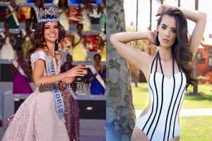 Vẻ nóng bỏng khó rời mắt của tân Hoa hậu Thế giới Vanessa Ponce