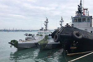 Ukraine được lệnh tấn công khi tàu Nga đến gần?