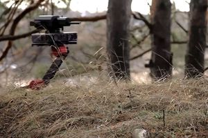 Robot bắn tỉa Nga có đối thủ cực mạnh từ Anh