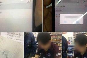 Xôn xao câu chuyện tài xế GrabBike tắt máy khi khách Hàn Quốc đưa nhầm tiền