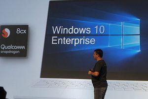 Thông số Snapdragon 8cx có khiến Intel 'run như cầy sấy'?