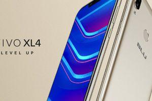 BLU Vivo XL4 ra mắt: Giá rẻ, pin khổng lồ