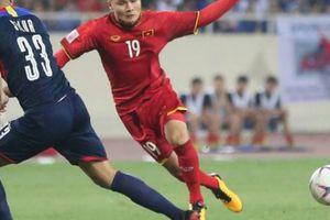 Quang Hải đá cánh 'như lên đồng', báo châu Á viết gì về HLV Park Hang-seo?