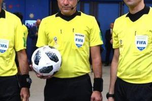 Lộ danh tính trọng tài bắt trận lượt về chung kết AFF Cup 2018