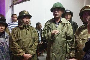 Quảng Trị: Mưa lớn cuốn trôi 3 người trong một nhà