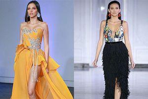 Vóc dáng đẹp miễn chê của tân Hoa hậu Siêu quốc gia
