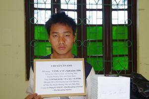 BĐBP Điện Biên bắt đối tượng vận chuyển trái phép 4 bánh heroin