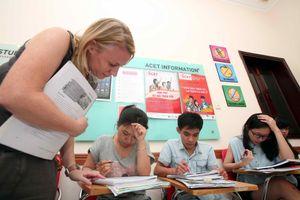 Việt Nam giữ mức trung bình về năng lực tiếng Anh