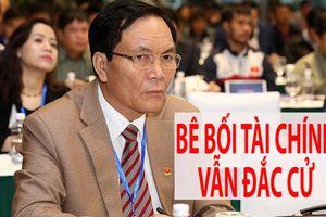 Ông Cấn Văn Nghĩa làm gì nếu bầu Đức thôi trả lương cho HLV đội tuyển?