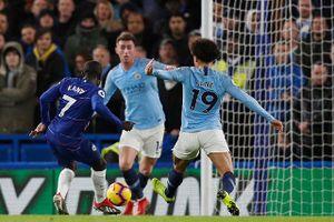 Chelsea khiến Man City 'ôm hận' rời Stamford Bridge