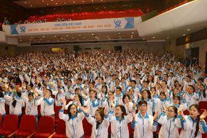 Khai mạc Đại hội Sinh viên lần thứ X