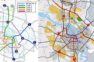 Tàu điện ngầm: 200 triệu USD/km, Hà Nội bao giờ mới có?