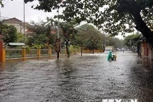 Đà Nẵng đến Bình Định tiếp tục có mưa rất to, nguy cơ lũ quét