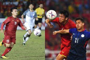 Quang Hải dẫn đầu bình chọn cầu thủ xuất sắc nhất bán kết AFF Cup 2018