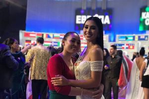 Trần Tiểu Vy dừng chân tại top 30 Hoa hậu Thế giới