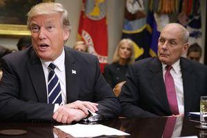 Tổng thống Trump: Nhà Trắng sắp có 'quản gia' mới