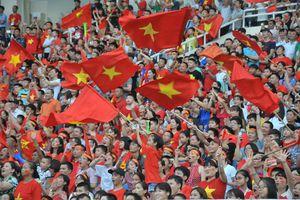 Cổ động viên Việt Nam lập kỷ lục 'ồn ào' nhất AFF Cup 2018