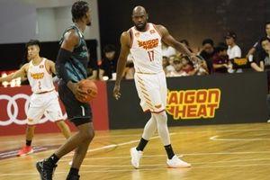 Ra sân trận đầu cho Saigon Heat, De Angelo Hamilton ấn tượng với điều gì?