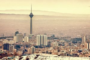 Thủ đô Tehran của Iran đang lún sụt không thể phục hồi