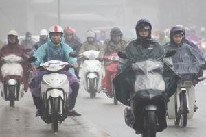 Thời tiết 10/12: Bắc Bộ tiếp tục mưa và rét đậm, Miền Trung mưa lớn ngập lụt