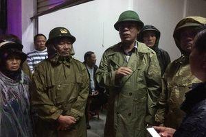 Bị lũ cuốn mạnh ra phía mương, 2 người phụ nữ mất tích tại Quảng Trị