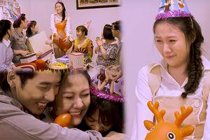 Tập 5 'Gia đình Mén': Hari Won và Tuấn Trần có sinh nhật ý nghĩa, Huỳnh Ân tạo dấu ấn bất ngờ