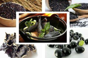 Thực phẩm màu đen giúp cơ thể chống chọi giá rét tốt hơn